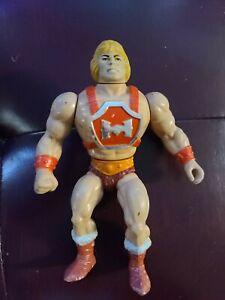 RARE 80S ORIGINAL MATTEL HE-MAN MOTU MASTERS OF THE UNIVERSE RAM MAN FIGURE