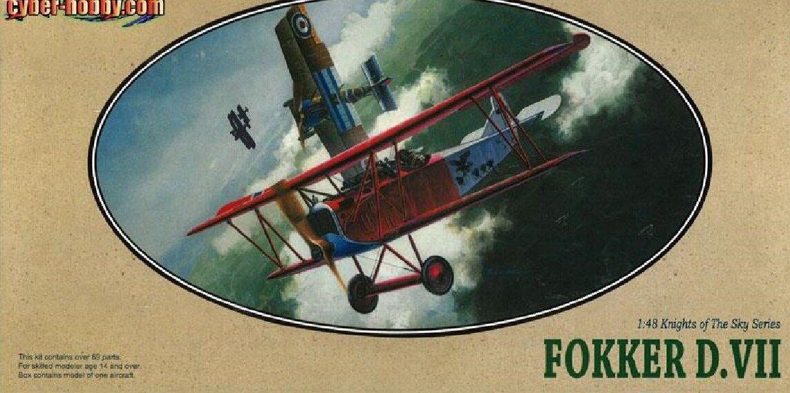 1Dragon 1 48 5905 Fokker D.VII Model kit