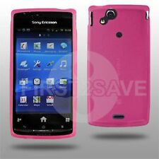 GEL CASE COVER FOR SONY ERICSSON XPERIA ARC X12 PINK