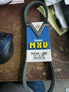 D/&D PowerDrive MXV4-300 made with Kevlar V Belt