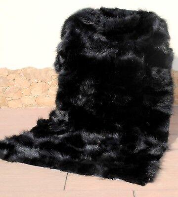 Pelzdecke Fuchs Tagesdecke Fell Pelz Blanket Fur /bedspread Felldecke