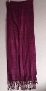 Ladies-Pink-Paisley-Print-Scarf-with-fringe