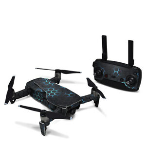 DJI Mavic Air Wrap - EXO Neptune by Drone Squadron - Sticker Skin Decal