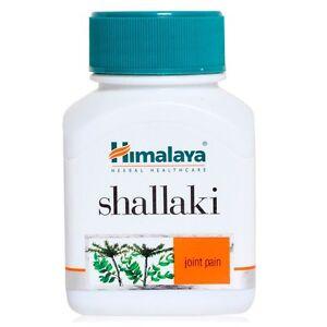 2 x Himalaya Herbal Shallaki / Boswellia for Joints Pain Care