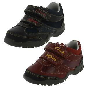 Schuhe Für Jungen Sonnig 'boys Clarks' Casual Shoes Flashtime Feines Handwerk
