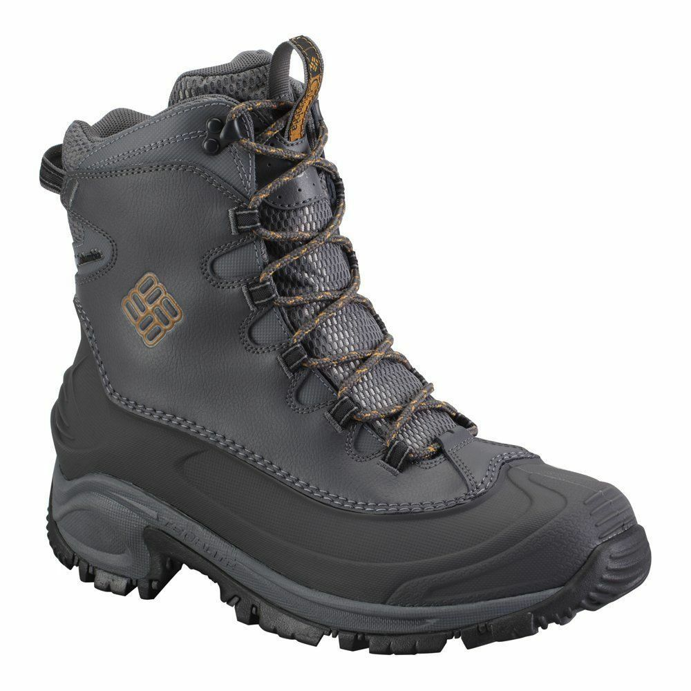 COLUMBIA BUGABOOT BM1572-048 MEN WATERPROOF -25F INSULATED BOOTS 200g Runs Small