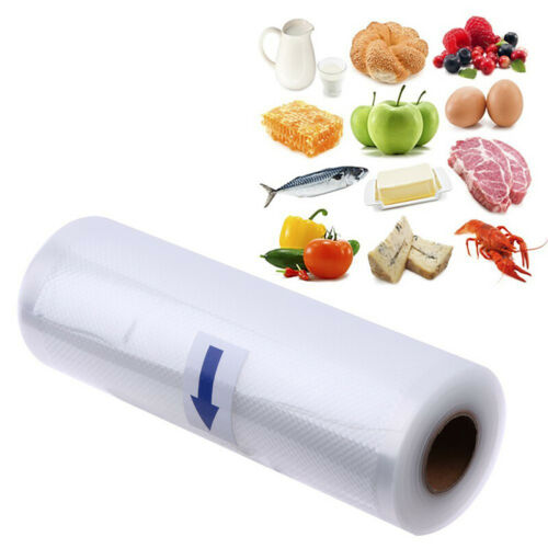 20Pcs Saver Bags US Food Vacuum Sealer Packaging Machine Film Sealer Packer