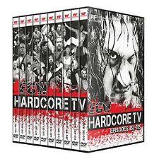 ECW Hardcore TV Volume 8 Complete 10 DVD Set, Wrestling Rob Van Dam Rhino Tazz