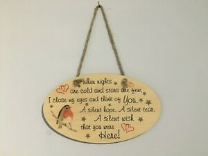 1st 2nd any birthday personalised wooden hanging star plaque  15cm