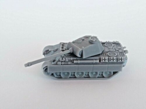 German Panther Tank Model WWII 1//56-200 Scale Bolt Action Army Warlord Games Wot