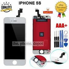 For White iPhone 5S SE LCD Screen Replacement Touch Display Digitizer Glass UK