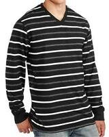 Big &tall Men's Striped Tee Roadblock 348..xxl-3xl With Tags In Package