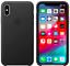 Schwarz-Apple-Echt-Original-Leder-Schutz-Huelle-Case-fuer-iPhone-X-5-8-039-039-NEU-2020 Indexbild 4
