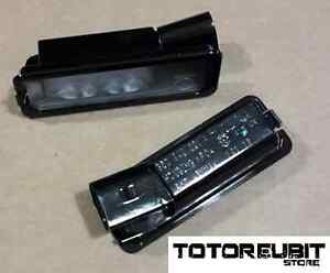 Plafoniera Targa Led Golf 7 : Coppia plafoniera targa led no errore 10w golf 4 5 6 lupo new beetle