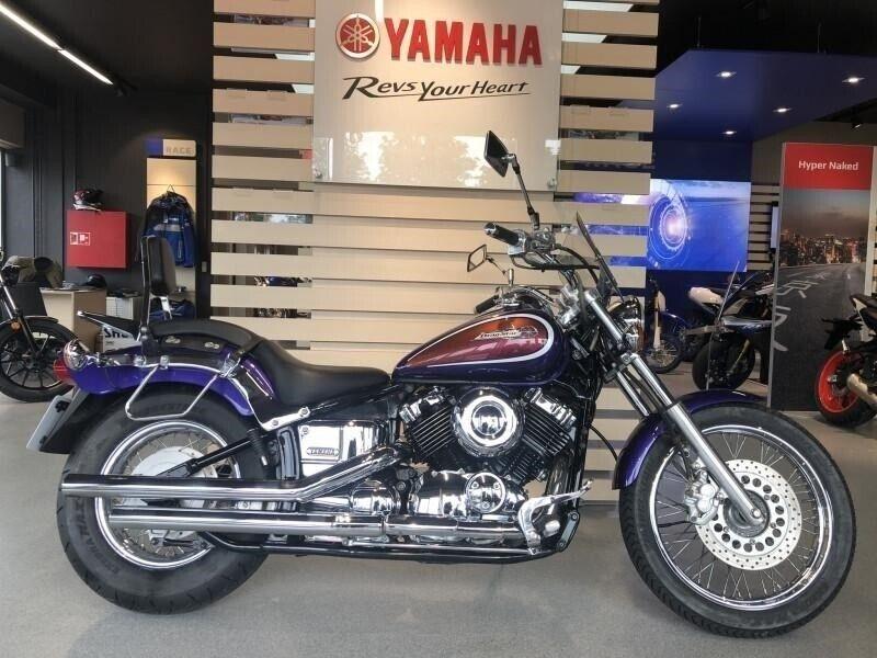 Yamaha, XVS 650 Drag Star, ccm 649