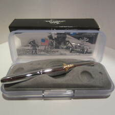 Fisher Space Pen #600SH / Chrome Bullet with Gold Shuttle