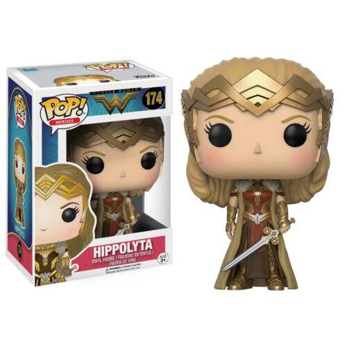 Funko Wonder Woman Pop Hippolyte Vinyl Figure NEW Toys En Stock