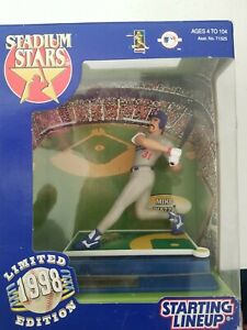 Mike Piazza 1998 limited edition Starting Lineup Stadium Stars in package