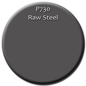 Raw Steel P730 Pinnacle Weathering Pigments Weathering Effects Powders