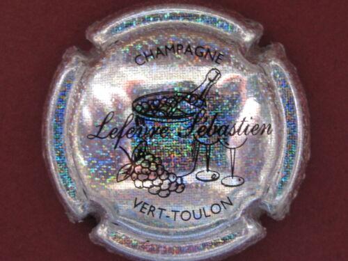 Capsule de Champagne LEFEVRE Sébastien n° 11