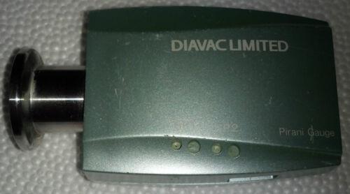 Diavac Limited Pirani gauge Transducer Model TRP-10