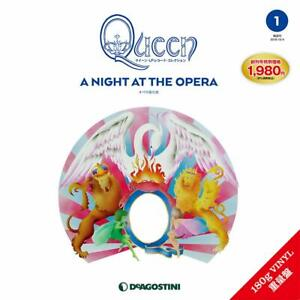 DeAgostini-Queen-LP-Record-Collection-A-Night-At-The-Opera-180g-Vinyl-Japan
