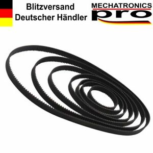 GT2-852mm-Zahnriemen-6-mm-Geschlossen-3D-Drucker-CNC-Antrieb-RepRap-2GT-Arduino