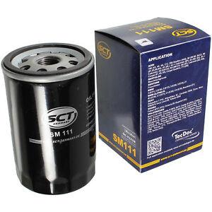 Original-sct-filtro-aceite-filtro-aceite-oil-SM-111