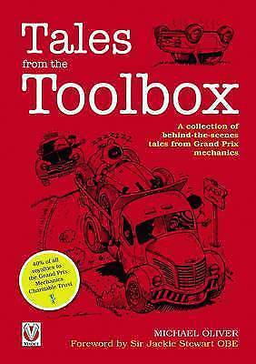 1 of 1 - Tales from the Toolbox: A Collection of Behind-the-Scenes Tales from-ExLibrary