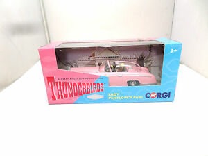 CORGI LADY PENELOPE039S FAB1 THUNDERBIRDS ROLLS ROYCE amp PARKER CC00604 NEW amp BOXED - <span itemprop=availableAtOrFrom>northwich, Cheshire, United Kingdom</span> - CORGI LADY PENELOPE039S FAB1 THUNDERBIRDS ROLLS ROYCE amp PARKER CC00604 NEW amp BOXED - northwich, Cheshire, United Kingdom