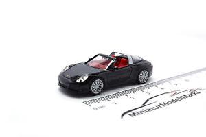 028905-Herpa-Porsche-911-Targa-4s-negro-1-87