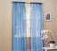 SOLID-SHEER-WINDOW-1-PIECE-PANEL-CURTAIN-VOILE-MANY-COLORS-ROD-POCKET-84-034 thumbnail 17