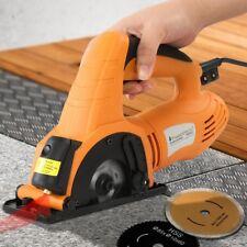 Handkreissäge 600 W / Säge 85 mm inkl. 2 Sägeblättern Kreissäge mit Koffer