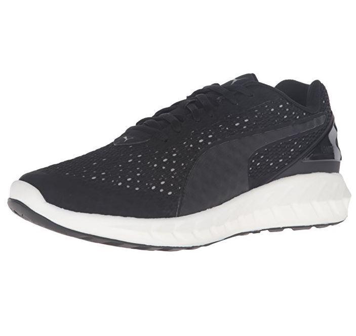 Puma hommes Ignite Ultimate Laye noir rouge US 14 M noir Laye Mesh Running Sneakers Chaussures 110 db132f