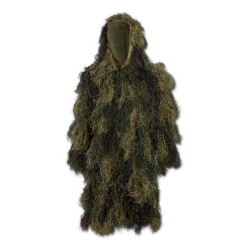 MFH Tarnparka Tarnanzug Camouflage Ghillie woodland