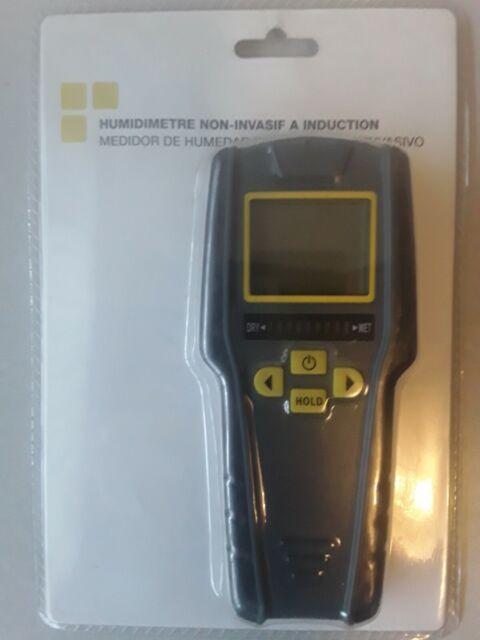 Humidimètre pour matériaux non invasif à induction