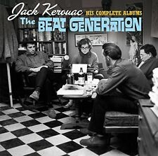 Jack Kerouac - Beat Generation: His Complete Albums [New CD] Spain - Import