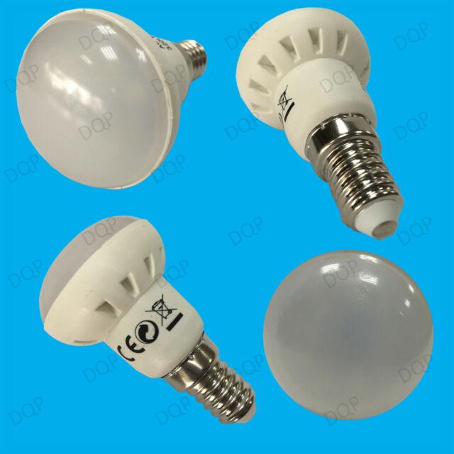 1x 4W (=30W) R39 LED Spot Ampoule Perle Lampes Ses E14 6500K Lumière Jour Blanc