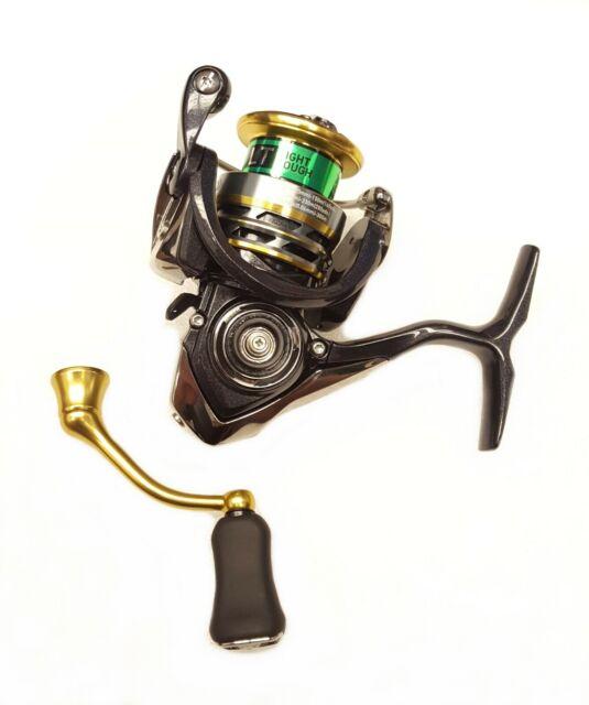 600e7b44f74 Daiwa Exceler LT 5.2:1 Left/Right Hand Spinning Fishing Reel - EXLT1000D