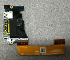 Genuine Dell XPS 13 9350 Series USB Card Reader Board w// Cable H2P6T 05NJV