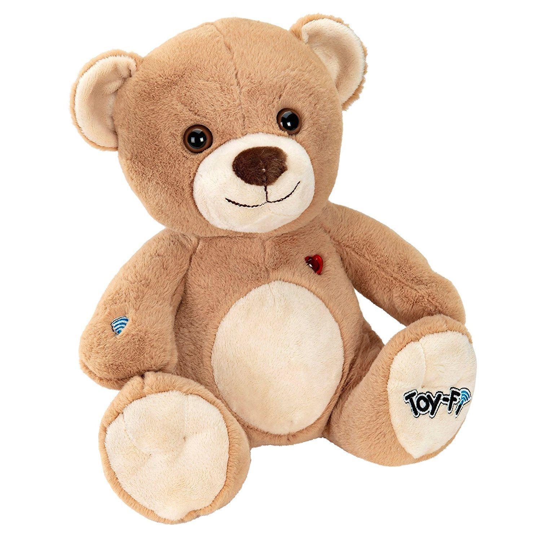Spielzeug-fi Teddybär - Blautooth Bär Plüschtier SMART Teddybär - 80620