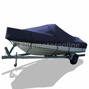 Bass Tracker 175 TX All Weather Fishing Ski Trailerable Storage Boat Cover
