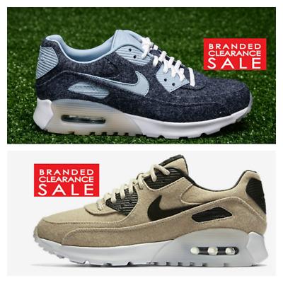BNIB New Women Nike Air Max 90 Ultra PRM PREM PREMIUM Oatmeal Size 3 4 5 6 7 UK | eBay