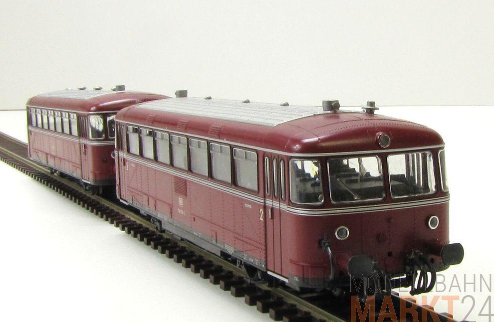 Roco 63072 2-tg.Ferrovia DB NEM KK DCC Track h0 1 87 scatolaed-Faulty