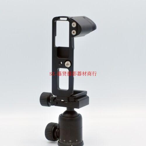 Más aptos para Olympus-F de liberación rápida L PEN-Soporte de la placa Mano Agarre Cnc Metal