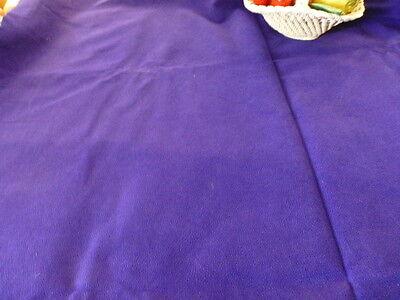 Hermoso Neuf 1,90x1,40 Beau Tissus Bleu Nuit électrique ,coussins ,rideau Portiére ,sacs Para Garantizar Una TransmisióN Suave