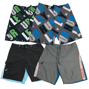 3dfdc8890 Image is loading New-Men-s-Hurley-Stagger-Surf-Board-Shorts-