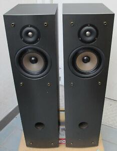 Triangle Zephyr e gama alta-altavoces 1 pares boxeo speaker rareza raras