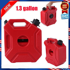 1.3 GL,5L Fuel Pack W/Lock Gas Jerry Can Fuel Container Off Road,ATV,UTV,J<wbr/>eep EK