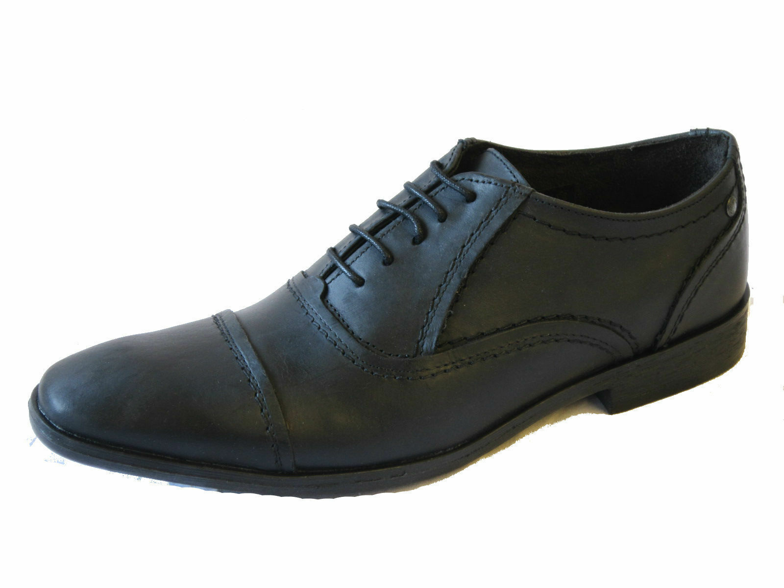 Mens Base London Leather shoes 'Sage'